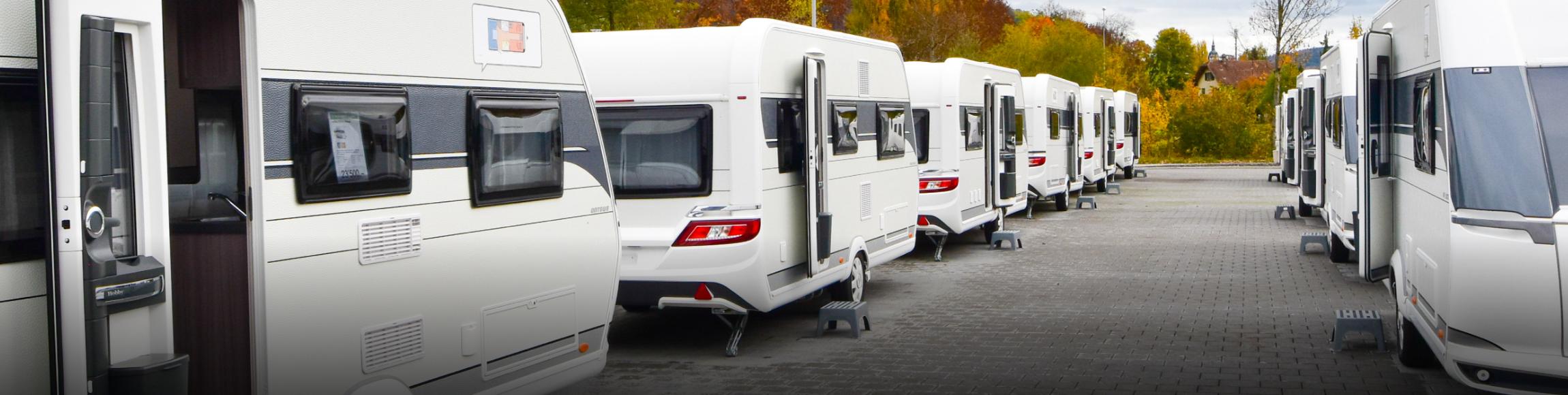 Wir sind Ihr Wohnwagen-Spezialist der Zentralschweiz!
